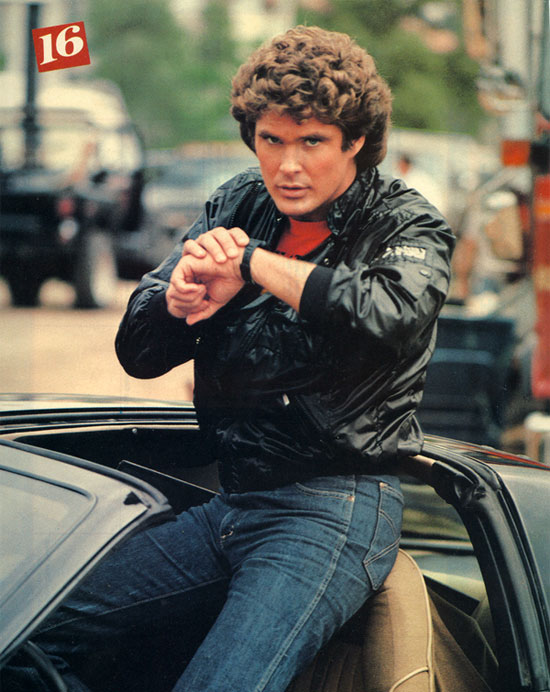 michael knight turn on lifx