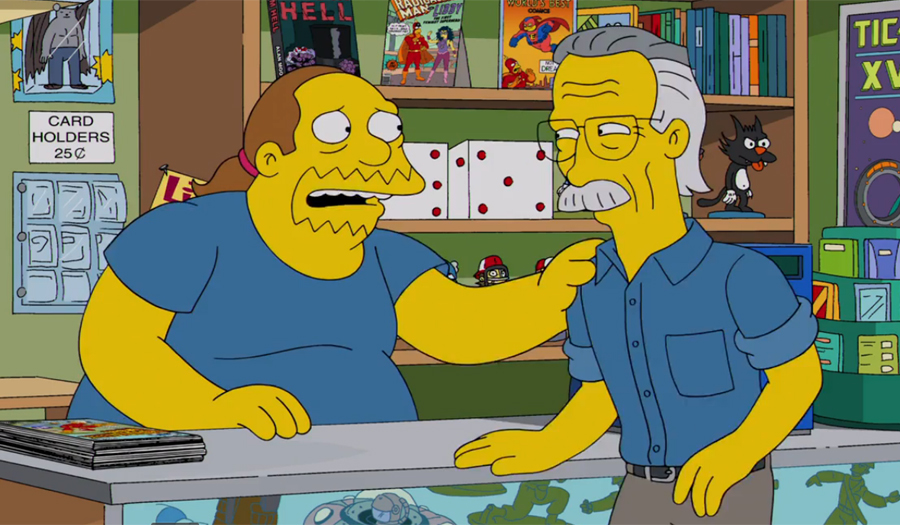 simpsons-stan-lee