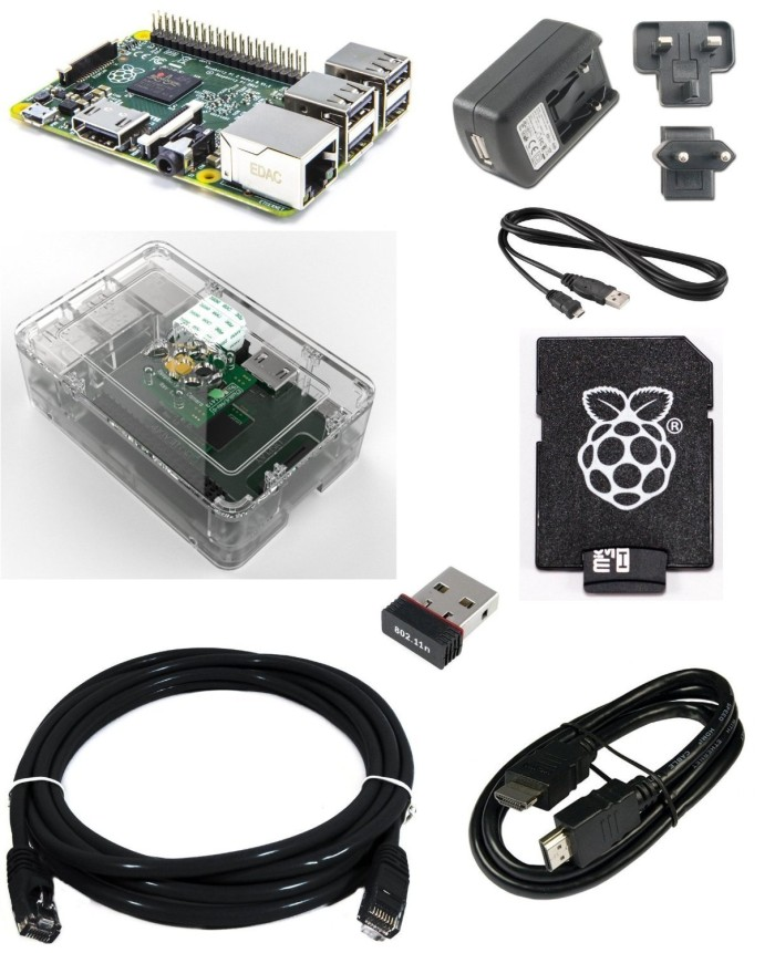Raspberry Pi 2 - Bundle