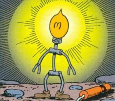 l'unica lampadina intelligente