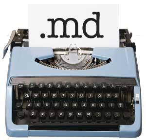 markdowntypewriter